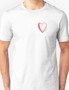 Heart Over Your Heart T-Shirt