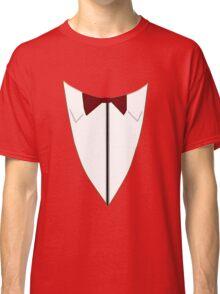 Bow Tie Shirt Top Classic T-Shirt