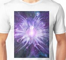 Cosmic Heart of the Universe Unisex T-Shirt