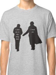 Sherlock & John Classic T-Shirt