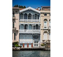 Colorful houses  Photographic Print