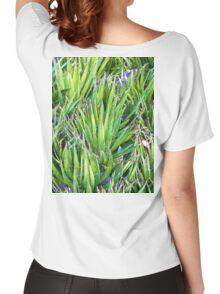 Dana Point Greenery  Women's Relaxed Fit T-Shirt
