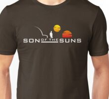 Son of the Suns (white) Unisex T-Shirt