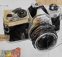 nikon days by Loui  Jover