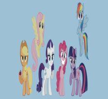 Ponies Kids Clothes
