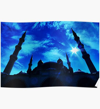Selimiye Mosque Poster