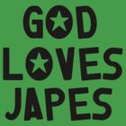 God Loves Japes w/o DK by rockmanll
