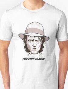 """Christopher Walken - """"Moonwalken"""" T-Shirt"""
