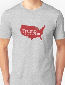 Donald Trump 2016 USA Pride T-Shirt