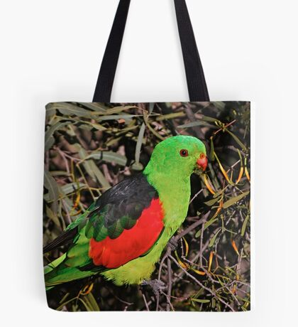 Red-winged Parrot Tote Bag