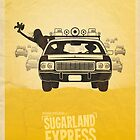 Steven Spielberg's THE SUGARLAND EXPRESS by AlainB68