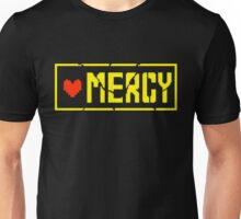 Undertale Mercy Unisex T-Shirt