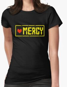 Undertale Mercy Womens Fitted T-Shirt