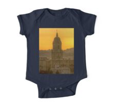 Cathedral of Malaga (HDR) One Piece - Short Sleeve