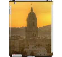 Cathedral of Malaga (HDR) iPad Case/Skin
