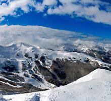 Italian Alps by vinciber