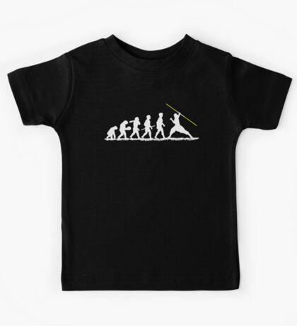 Evolution Jedi! Kids Tee