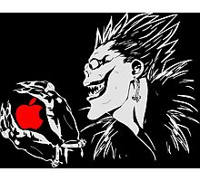 Weakness of Ryuk (Parody) Photographic Print