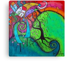 We're All In This Together Canvas Print