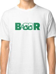 Green irish beer Classic T-Shirt