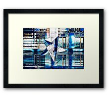 From Sea to Shining Sea Framed Print