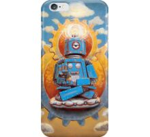Buddha Bot v5 iPhone Case/Skin