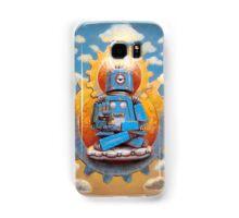 Buddha Bot v5 Samsung Galaxy Case/Skin