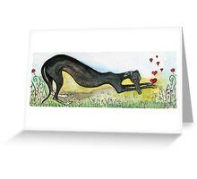 Sending a little love Greeting Card
