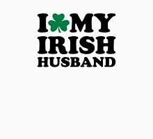 I love my irish husband Womens Fitted T-Shirt
