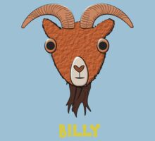 A Billy T-shirt by Dennis Melling