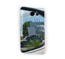Eras in the mirror are closer than they appear Samsung Galaxy Case/Skin