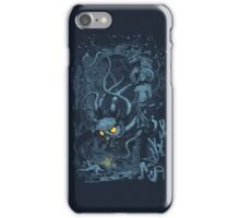 Defender of the Deep iPhone Case/Skin