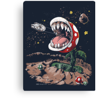 The Plumber Strikes Back Canvas Print