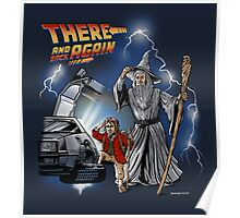 There and Back Again  Poster