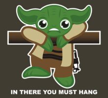 In there you must hang T-Shirt
