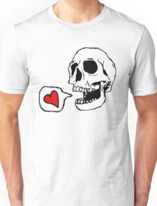 Skull Love Unisex T-Shirt
