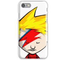 Calvin Hobbes Stardust iPhone Case/Skin
