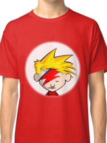 Calvin Hobbes Stardust Classic T-Shirt