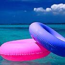 Floats-Puerto Rico by Daniel Sorine