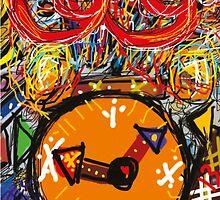 Clock Hamdi by Hassan Hamdi