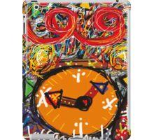 Clock Hamdi iPad Case/Skin