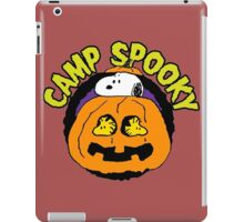 Snoopy Peanuts Camp Spooky iPad Case/Skin