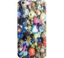 A variety of Beads iPhone Case/Skin