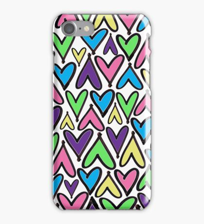 Heart Puzzle iPhone Case/Skin