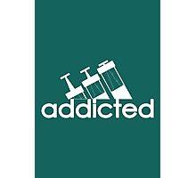Addicted Photographic Print