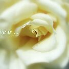Love is... by Monjii