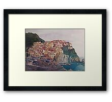 An Italian Jewel Framed Print
