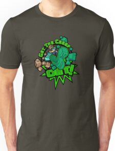 Creep OUT! Unisex T-Shirt