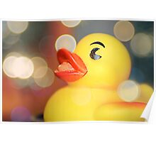 Rubber Ducky, You're The One Poster