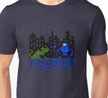 8-bit Kaiju Unisex T-Shirt